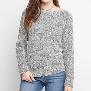 Free people   electric city pullover sweater S
